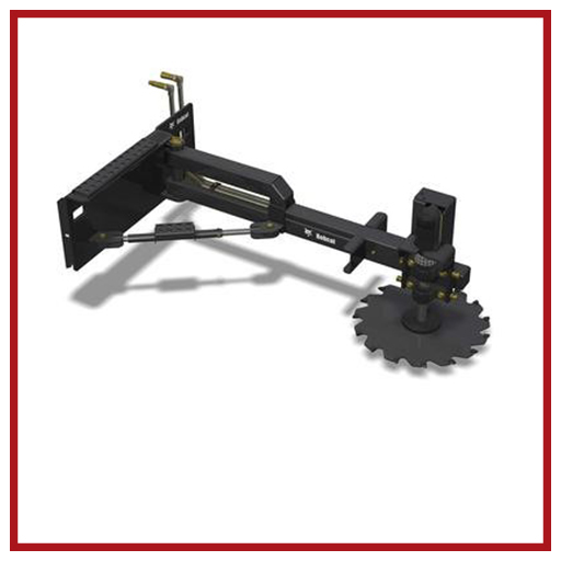 Bobcat Attachments Brush Saw