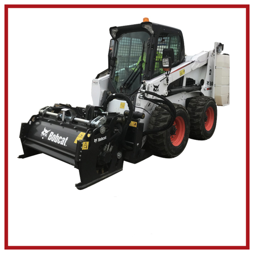 Bobcat Attachments Self-levelling Planer
