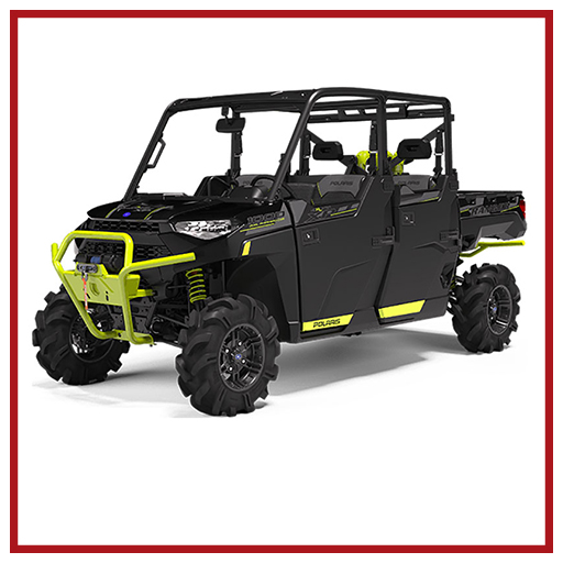 Polaris Off-road Vehicles Ranger Crew Xp 1000 High Lifter Edition