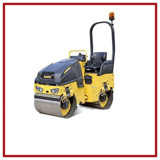 Bomag Light Articulated Tandem Roller Bw 80 Ad-5