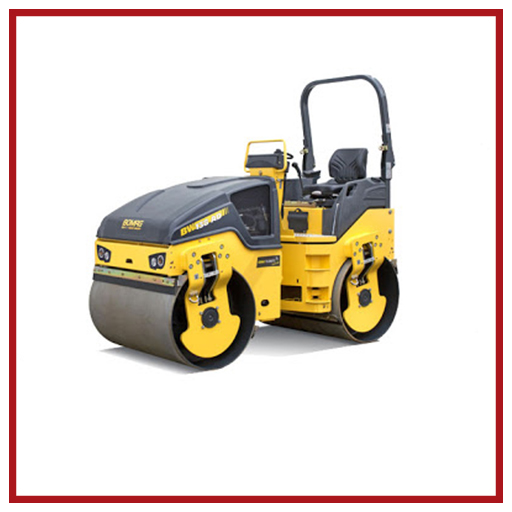 Bomag Light Articulated Tandem Roller Bw 138 Ac-5