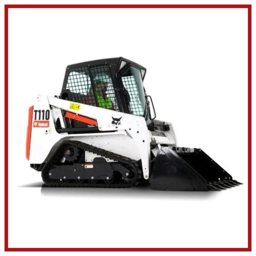 Bobcat Compact Tracked Loader T110