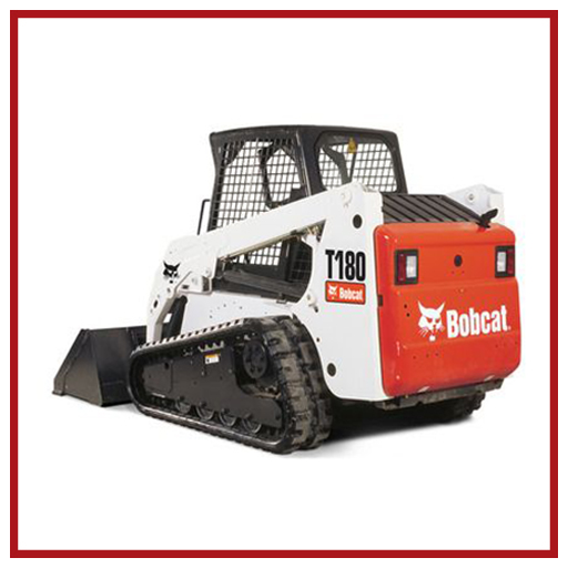 Bobcat Compact Tracked Loader T180