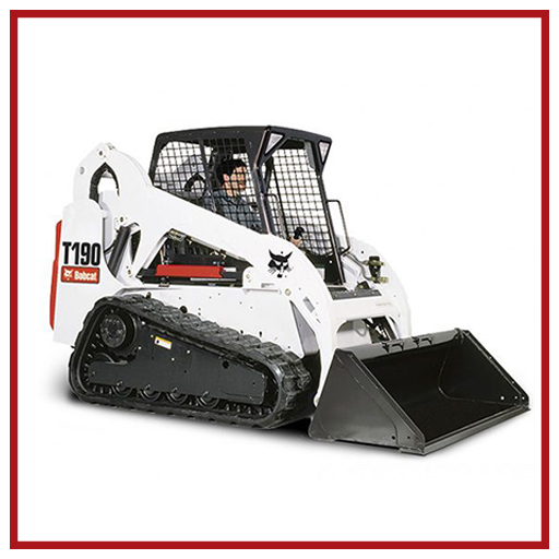 Bobcat Compact Tracked Loader T190