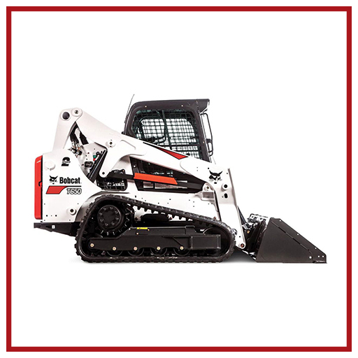 Bobcat Compact Tracked Loader T650
